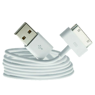 30 Pin USB 2.0 Data Cable + OTG Cable